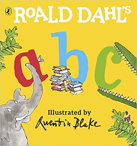 Roald Dahl's ABC (Lift-the-Flap)