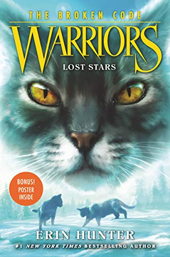 Warriors 7부 The Broken Code #1: Lost Stars
