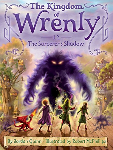The Kingdom of Wrenly #12: The Sorcerer's Shadow