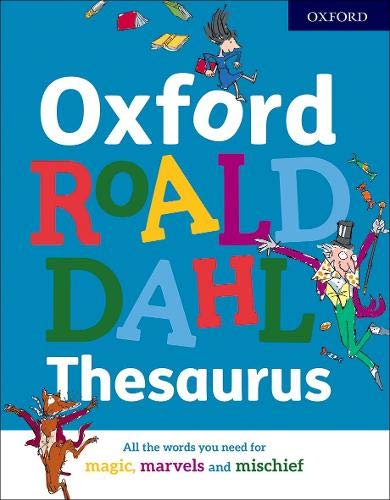Oxford Roald Dahl Theasaurus