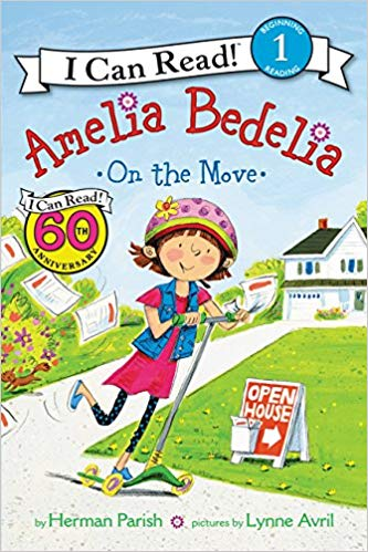 I Can Read : Level 1 : Amelia Bedelia on the Move