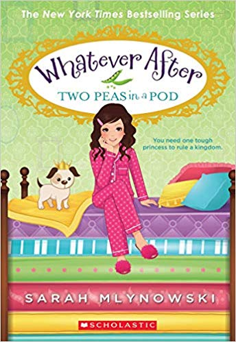 Whatever After #11 : Two Peas in a Pod