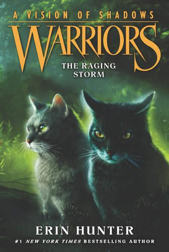 Warriors 6부 #6: The Raging Storm (A Vision of Shadows)