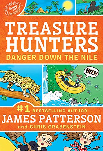 Treasure Hunters #2: Danger Down the Nile