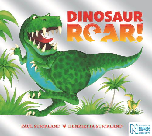 Dinosaur Roar! 25th Anniversary Edition