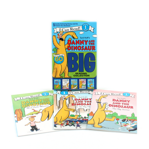 I Can Read Level 1 : Danny and the Dinosaur 시리즈 8종 세트