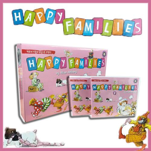 Happy Families (Book&CD) 20종
