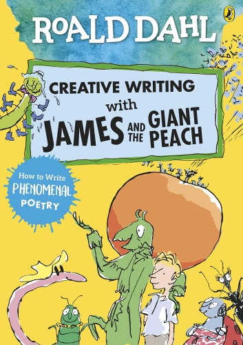 Roald Dahl Creative Writing with James and the Giant Peach