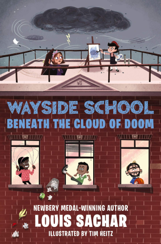 Wayside School #4 : Beneath the Cloud of Doom