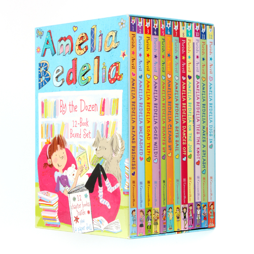 Amelia Bedelia 12-Book Boxed Set: Amelia Bedelia by the Dozen