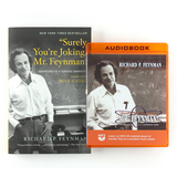 Surely You're Joking, Mr. Feynman! (Paperback+CD) 세트