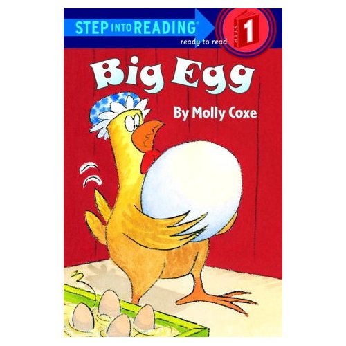 Step Into Reading Step 1 : Big Egg