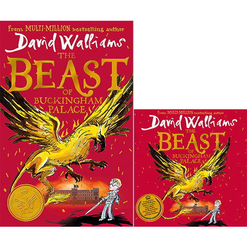 The Beast of Buckingham Palace (Paperback+CD) 세트