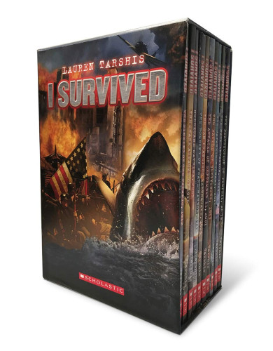 I Survived: Ten Thrilling Stories 페이퍼백 10종 박스 세트