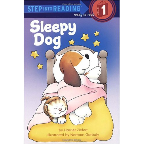 Step Into Reading Step 1 : Sleepy Dog