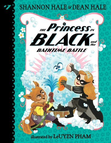 Princess in Black #7 : The Princess in Black and the Bathtime Battle