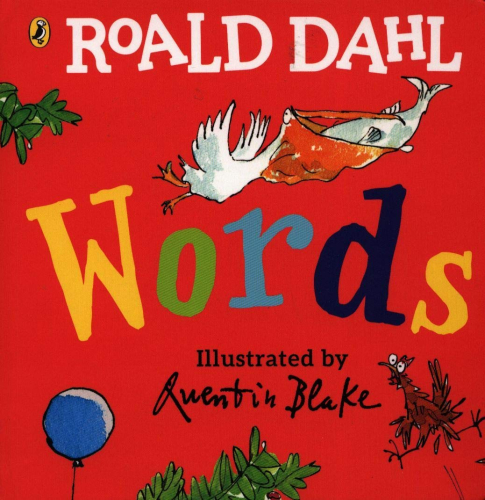 Roald Dahl: Words (Lift-the-Flap)