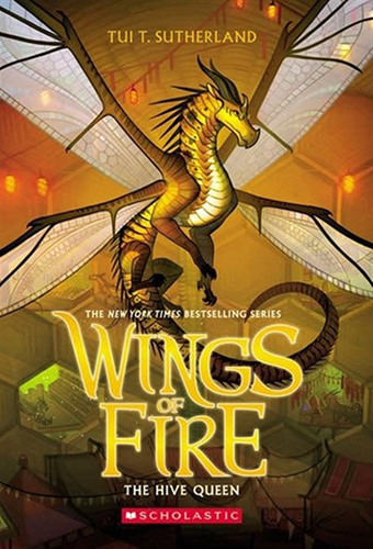 Wings of Fire #12 : The Hive Queen