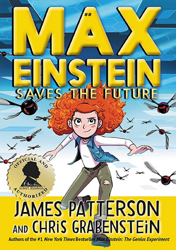 Max Einstein 3: Saves the Future (International Edition)