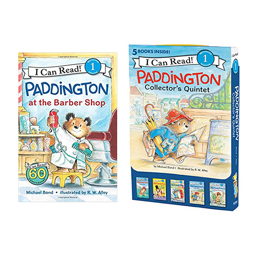 I Can Read Level 1 : Paddington 페이퍼백 6종 세트