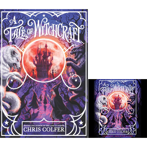 A Tale of Magic : #2 A Tale of Witchcraft... (Paperback+CD) 세트