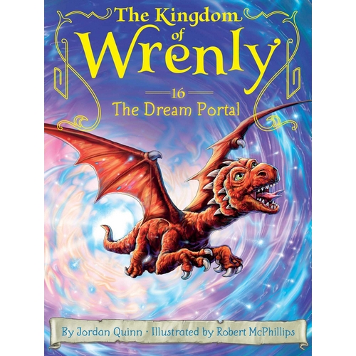 The Dream Portal (The Kingdom of Wrenly #16)