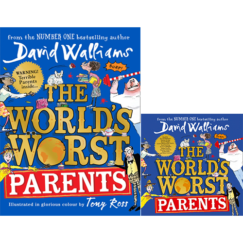 The World's Worst Parents (Paperback+CD) 세트