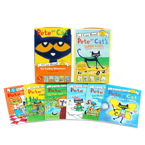 I Can Read : Pete the Cat 시리즈 16종 세트  (My First +Level 1)