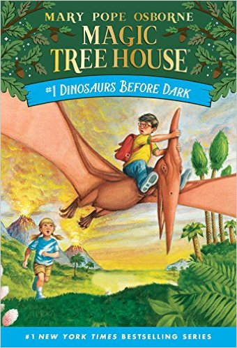 Magic Tree House #01 : Dinosaurs Before Dark