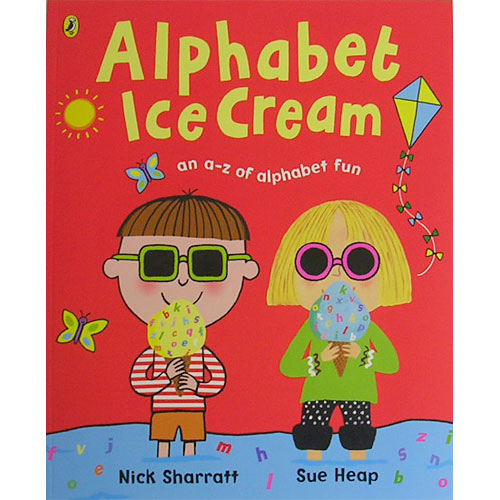 Alphabet Ice Cream : an a-z of alphabet fun