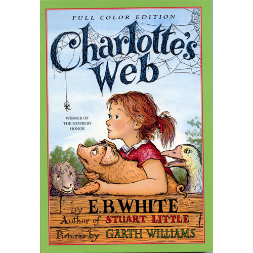 Charlotte's Web Full Color Edition