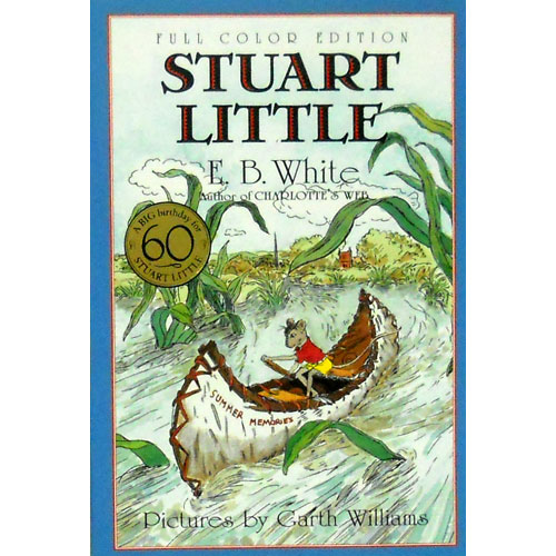 Stuart Little Full Color Edition