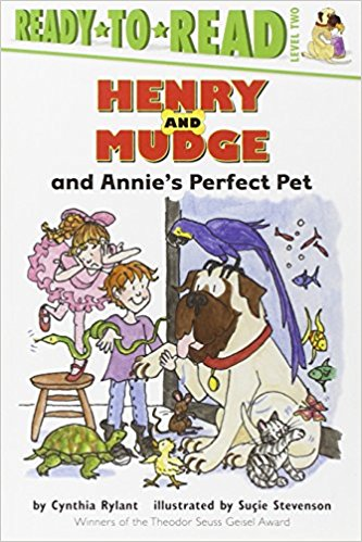Ready-To-Read Level 2 : Henry And Mudge And Annie's Perfect Pet