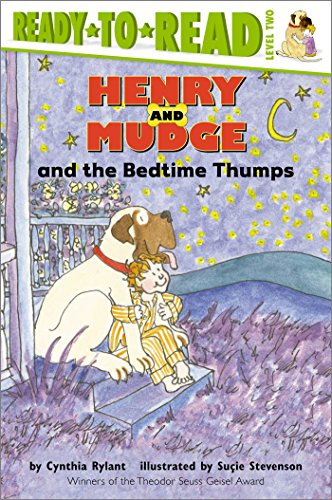 Ready-To-Read Level 2 : Henry And Mudge And The Bedtime Thumps