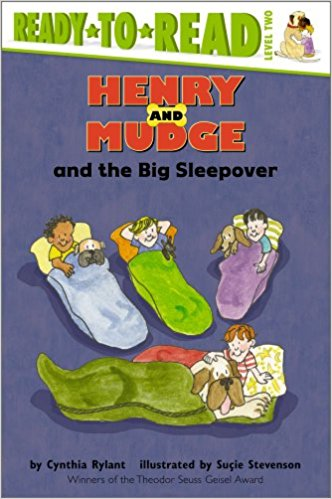 Ready-To-Read Level 2 : Henry and Mudge and the Big Sleepover