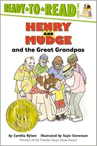 Ready-To-Read Level 2 : Henry and Mudge and the Great Grandpas