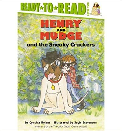 Ready-To-Read Level 2 : Henry And Mudge And The Sneaky Crackers
