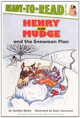 Ready-To-Read Level 2 : Henry and Mudge and the Snowman Plan