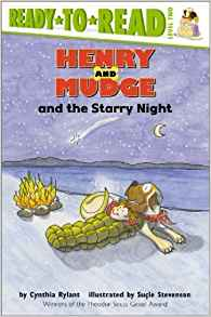 Ready-To-Read Level 2 : Henry and Mudge and the Starry Night