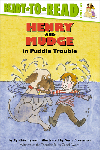 Ready-To-Read Level 2 : Henry And Mudge In Puddle Trouble