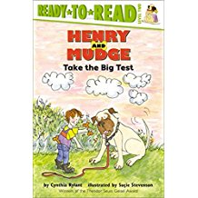 Ready-To-Read Level 2 : Henry And Mudge Take The Big Test