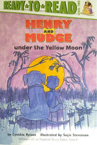 Ready-To-Read Level 2 : Henry and Mudge Under the Yellow Moon