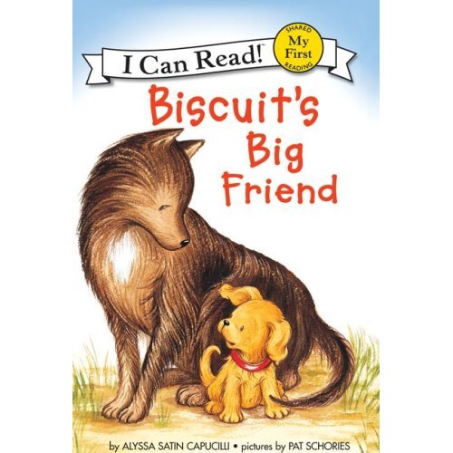 I Can Read : My First : Biscuit's Big Friend