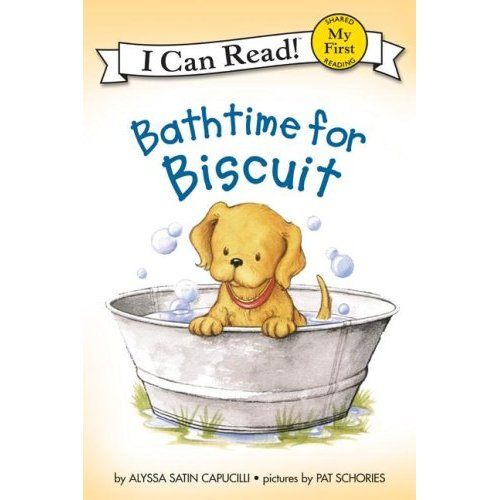 I Can Read : My First : Bathtime for Biscuit