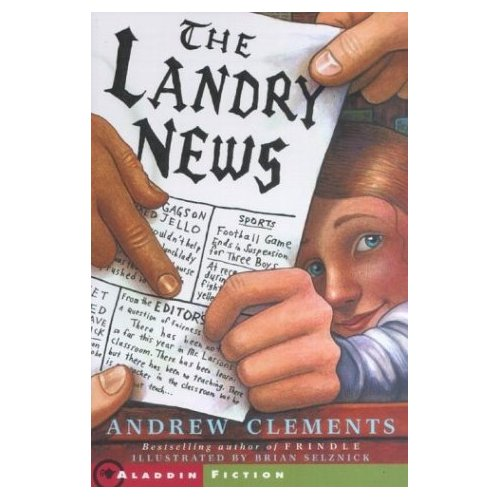 Andrew Clements : The Landry News