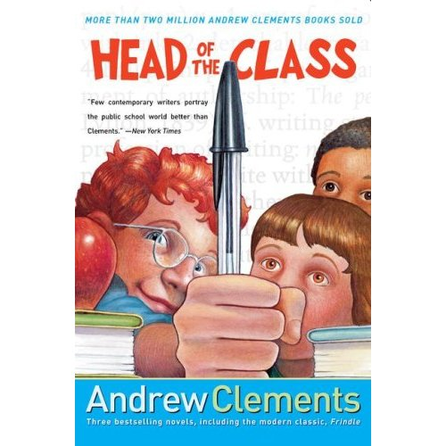 Andrew Clements : Head of the Class 3종 박스 세트