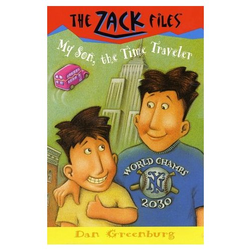 The Zack Files #08: My Son, the Time Traveler