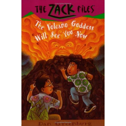 The Zack Files #09: The Volcano Goddess Will See You Now