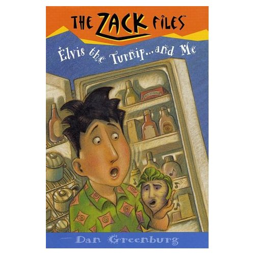 The Zack Files #14: Elvis, the Turnip, and