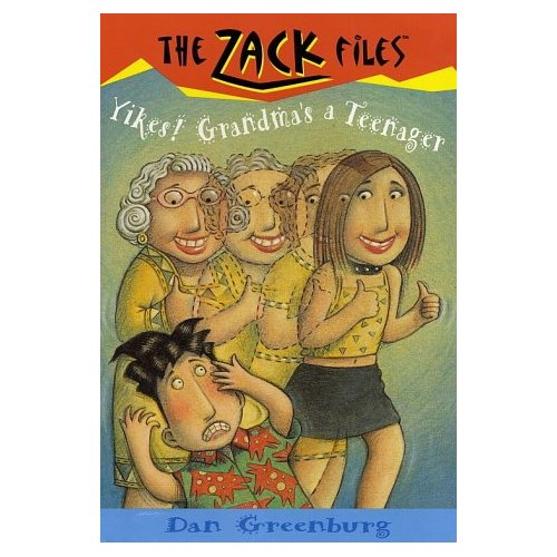 The Zack Files #17: Yikes! Grandma's a Teenager